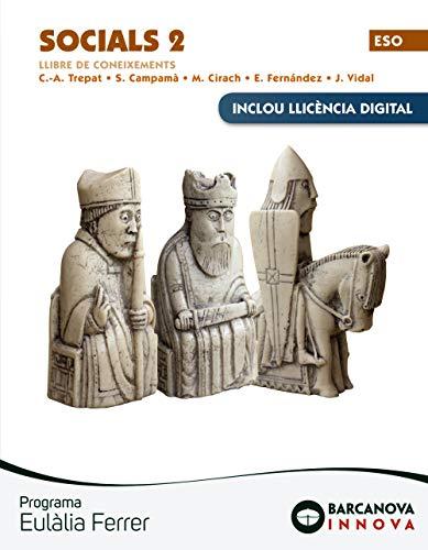 9788448951412: Eulàlia Ferrer 2 ESO Socials. Coneixements: Novetat (Innova)