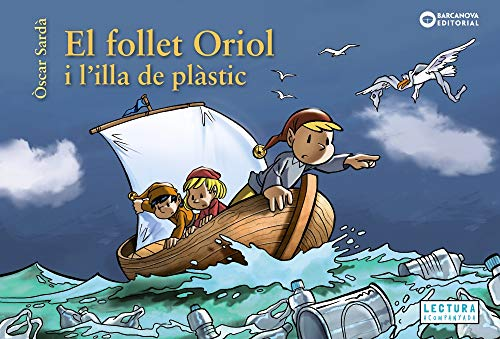 9788448952112: El follet Oriol i l'illa de plàstic (Llibres infantils i juvenils - Sopa de contes - El follet Oriol)