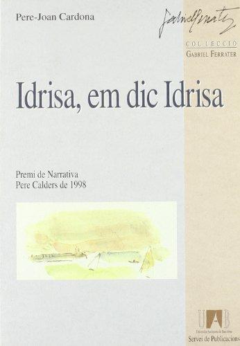 9788449014406: Idrisa, em dic Idrisa