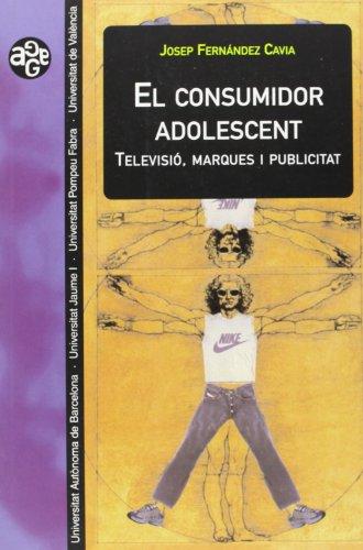 9788449022623: El consumidor adolescent: Televisió, marques i publicitat (Aldea Global)