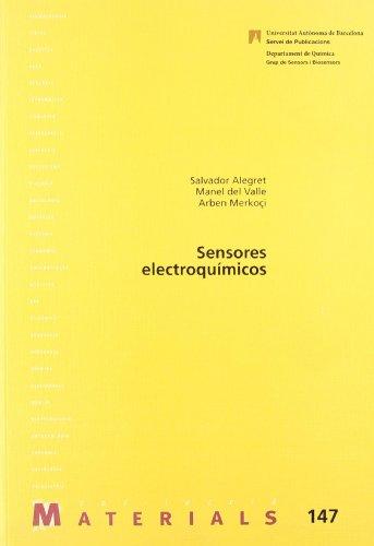 Sensores electroquímicos (Paperback): Salvador Alegret, Arben Merkoçi Hyka, Manuel del Valle...