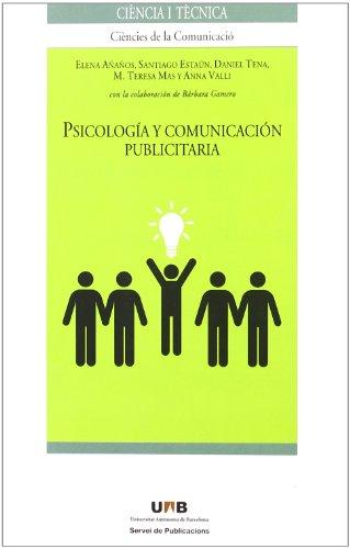 9788449025747: Psicología y comunicación publicitaria (Ciència i Tècnica)