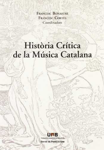 Història Crítica de La Música Catalana,