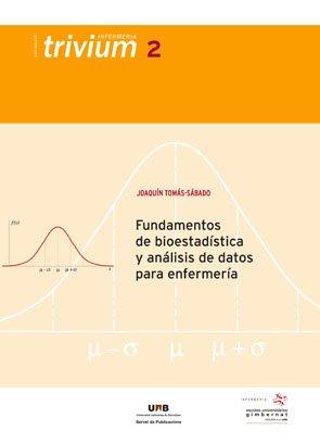 Fundamentos de bioestadística y análisis de datos: Joaquín Tomás-Sábado