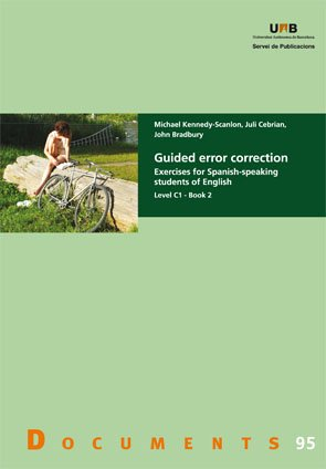 Guided error correction, level C1. Book 2