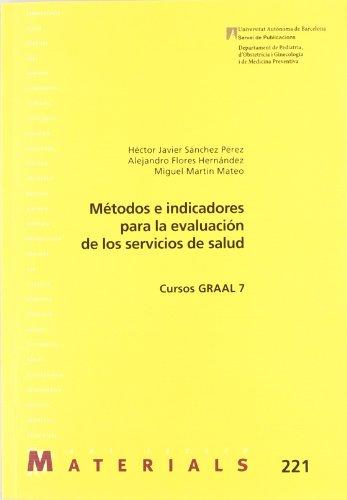 Métodos e indicadores para la evaluación de: Alejandro Flores Hernández,