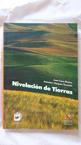 9788449103179: Nivelación de tierras