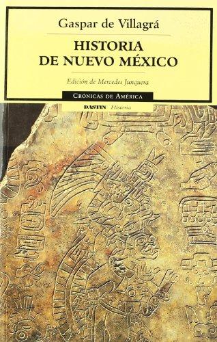 9788449202223: Historia de Nuevo México (Cronicas de America)