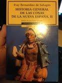 9788449202247: Historia general de las cosas de la nueva España, II (cronicas de América, 24)