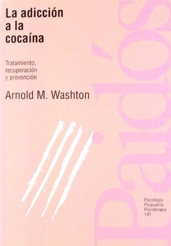 9788449300899: La adiccion a la cocaina / The Cocaine Addiction (Spanish Edition)