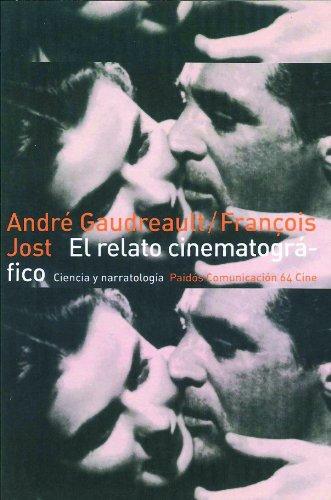 9788449300929: El relato cinematográfico (Comunicación)