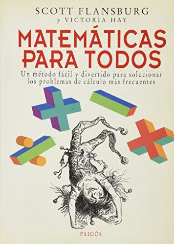 9788449301254: Matematicas para todos
