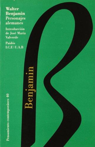 9788449301803: Personajes alemanes / German Characters (Spanish Edition)
