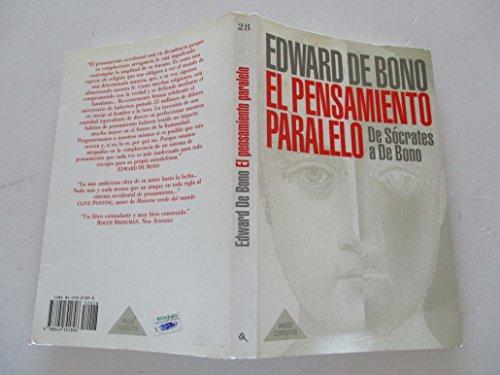 9788449301896: El pensamiento paralelo