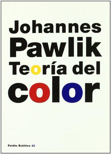 Teoria del color / Theory of the Color (Spanish Edition) de J ...