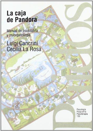 9788449302183: La caja de pandora / Pandora's Box (Spanish Edition)