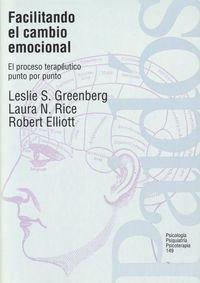 9788449302299: Facilitando el cambio emocional