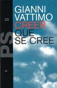 9788449303272: Creer que se cree / Believing that It is Believed (Spanish Edition)
