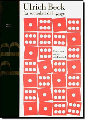 9788449304064: La sociedad del riesgo / Risk Society (Spanish Edition)