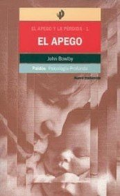 El apego y la perdida I, El Apego/ Attachment and Loss. I. Attachment (Psicologia Profunda / Depth Psychology) (Spanish Edition) (8449306000) by John Bowlby