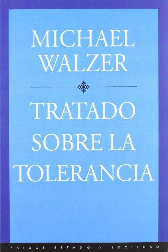 9788449306181: Tratado sobre la tolerancia (Estado y Sociedad)