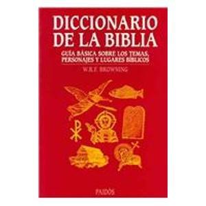 9788449306464: Diccionario De La Biblia (Spanish Edition)