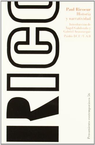 9788449306761: Historia y narratividad (Pensamiento Contemporáneo)