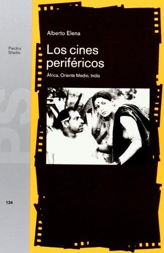 9788449307102: Los cines periféricos: África, Oriente Medio, India (Comunicación)