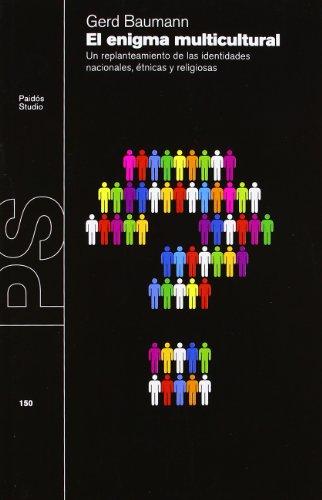 9788449310546: El enigma multicultural / the Multicultural Riddle