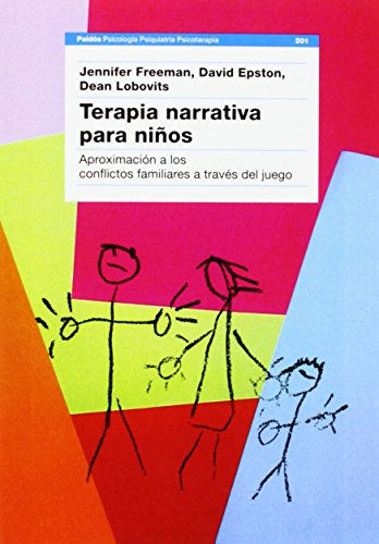 9788449310560: Terapia narrativa para niños: Aproximación a los conflictos familiares a través del juego (Psicología Psiquiatría Psicoterapia)