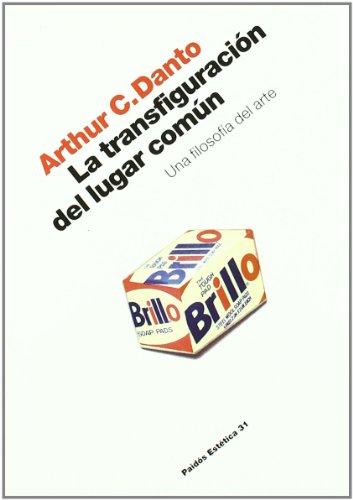 9788449311864: La transfiguracion del lugar comun / The Transfiguration of The Commonplace (Spanish Edition)