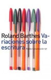 9788449313004: Variaciones sobre la escritura / Variations On Writing (Spanish Edition)