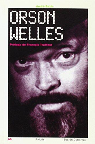 9788449313011: Orson Welles (Sesion Continua)