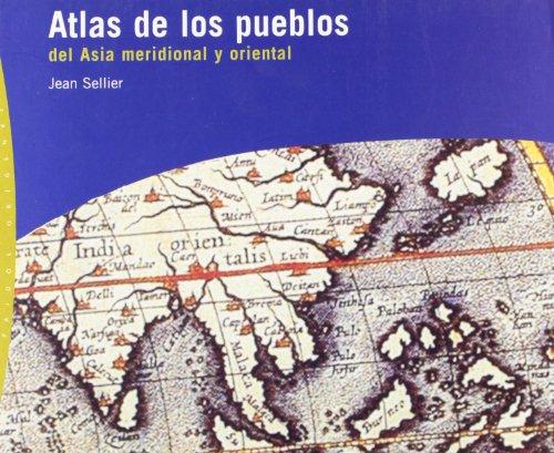 9788449313325: Atlas de los pueblos del Asia meridional y oriental (Orígenes)