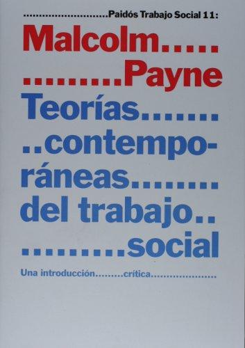 9788449313363: Teorías contemporáneas del trabajo social: Una introducción crítica