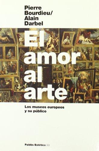 9788449314858: El amor al arte / the Love of Art (Spanish Edition)