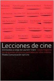 9788449314919: Lecciones de cine (Comunicacion Cine)