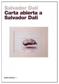 9788449314964: Carta abierta a Salvador Dalí