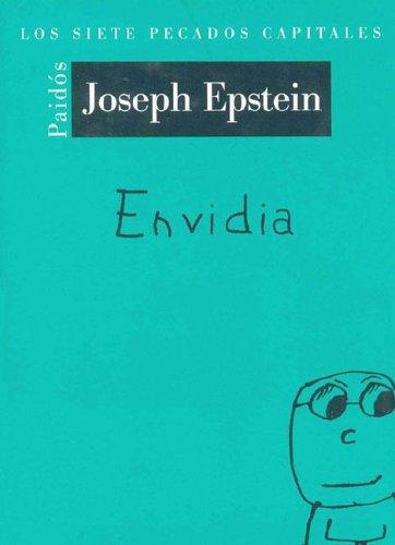 9788449317125: Envidia / Envy (Los Siete Pecados Capitales / The Seven Deadly Sins) (Spanish Edition)