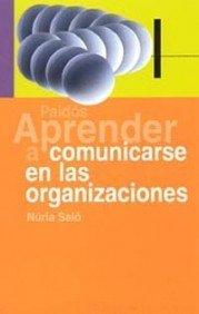 9788449317712: Aprender a comunicarse dentro de las organizaciones/ Learning to Communicate Inside Organizations
