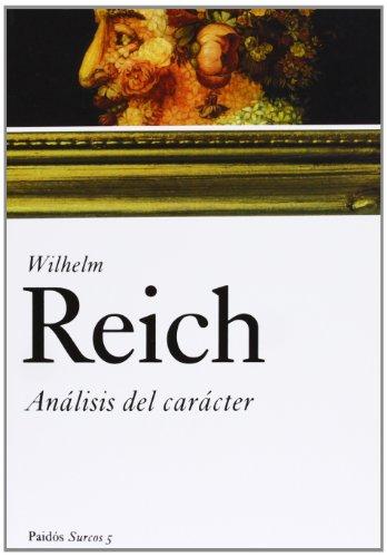 9788449317736: Análisis del carácter (Surcos) (Spanish Edition)