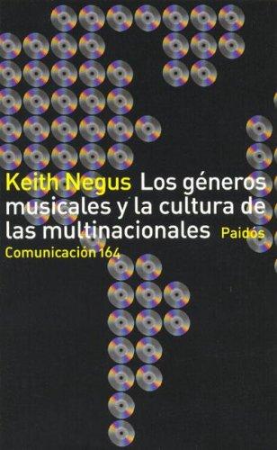 9788449317880: Los generos musicales y la cultura de las multinacionales/ The Musical Genre and the Culture of the Multinationalities (Spanish Edition)