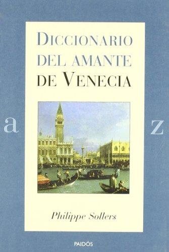 9788449317927: DICCIONARIO DEL AMANTE DE VENECIA (Lexicon)