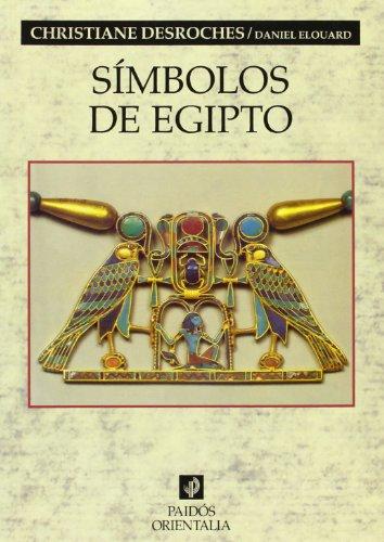9788449318313: 90: Símbolos de Egipto (Orientalia)