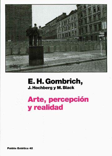 9788449320187: Arte, percepción y realidad (Estética)