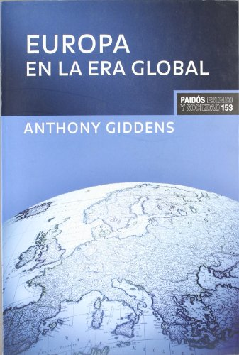 9788449320361: Europa en la era global (Estado Y Sociedad/ State and Society) (Spanish Edition)