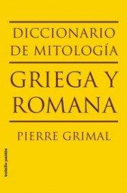 9788449322112: Diccionario de mitología griega y romana (Bolsillo Paidos)