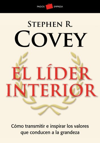 9788449322709: El lider interior (Paidos Empresa) (Spanish Edition)