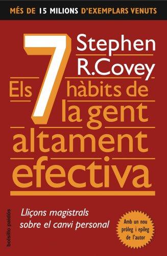 9788449322747: Els 7 Habits de la Gent Altament Efectiva