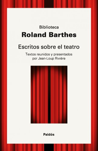 9788449322891: ESCRITOS SOBRE EL TEATRO (Spanish Edition)